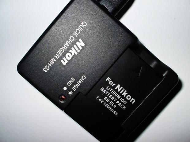 Spare Battery DSLR