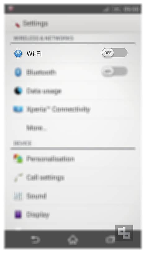 Turn Wi Fi Off Android