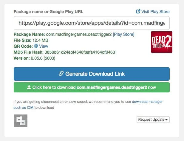 Download APK Files From Google Play Store