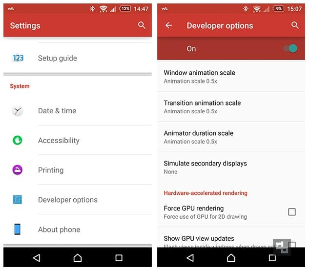 Reduce Lag And Speed Up Android Devices Tweak