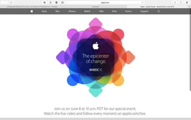 Apple Live Safari Browser