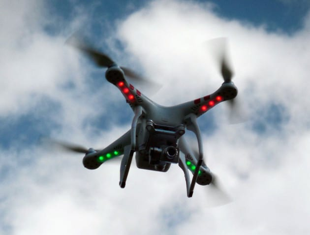 China Uses Drones To Spot Exam Cheaters