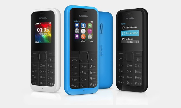 New Phone From Microsoft - Nokia 105 and Nokia 105 Dual SIM
