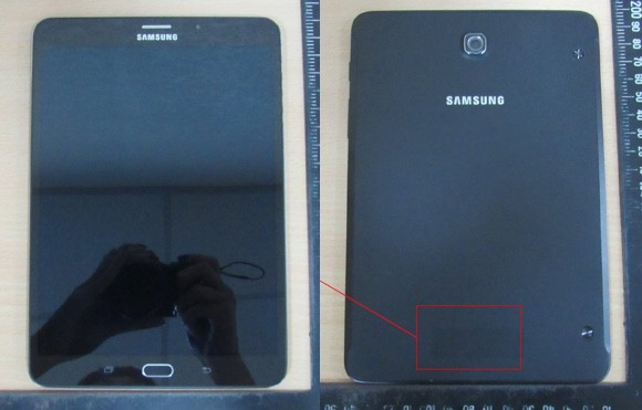 Samsung Galaxy Tab S2 8.0 Photos Leaked