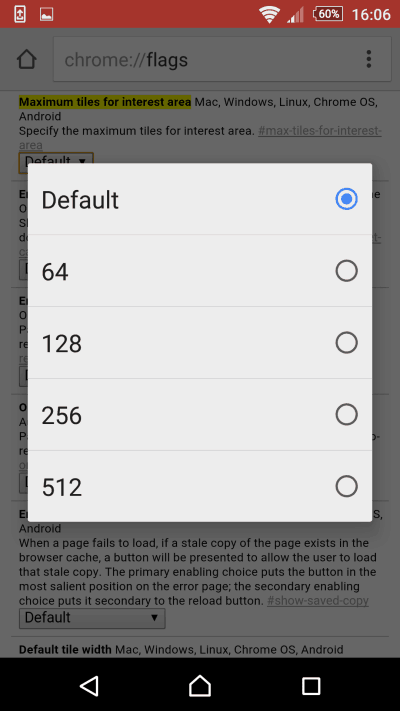 Speed Up Chrome For Android