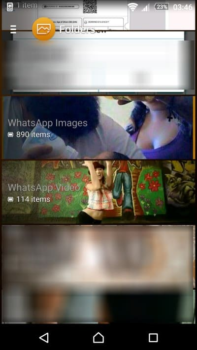 Stop WhatsApp Media From Appearing In Gallery (Android)