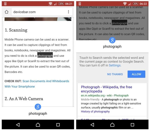 Time-Saving Search Trick For Google Chrome (Android)