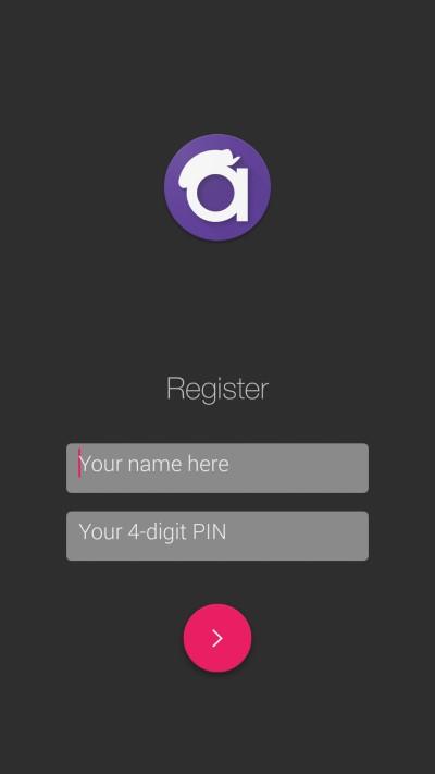 Andrognito 2 Register
