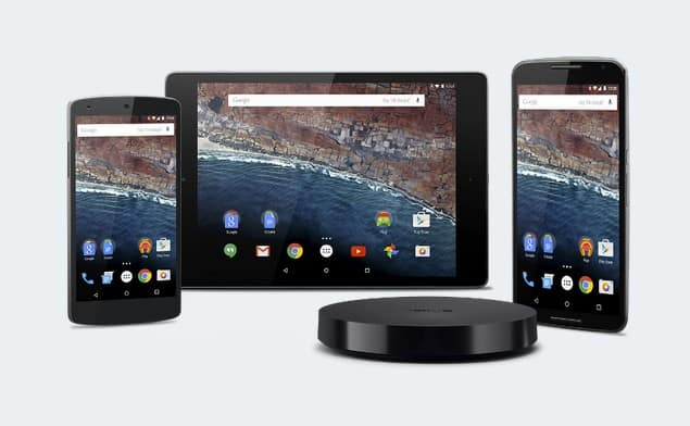 Download Android M Preview On Nexus Devices