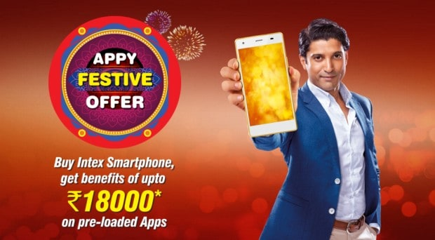 Intex Appy Festive Offer