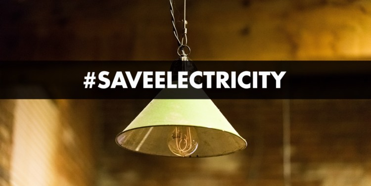 Ways And Tips To Save Electricity