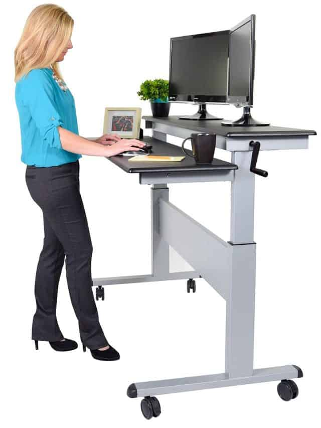 Do You Know The Health Benefits Of Standing Desks